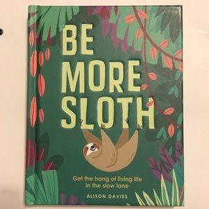NWOT Sloth Handbook